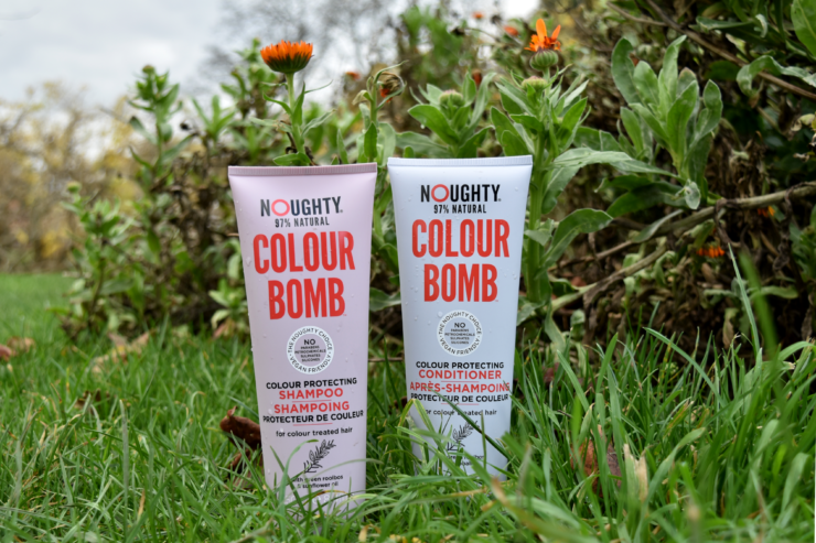 Natural And Vegan Friendly Haircare With Noughty Colour Bomb